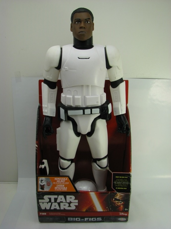 Star Wars Big-Figs Finn Figurka 44 cm Disney Jakks